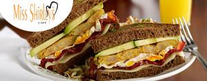 Miss Shirley's Cafe Sandwich
