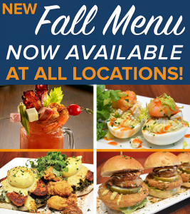 Miss Shirley's Cafe Fall Menu