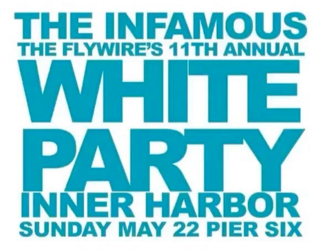 Flywire White Party
