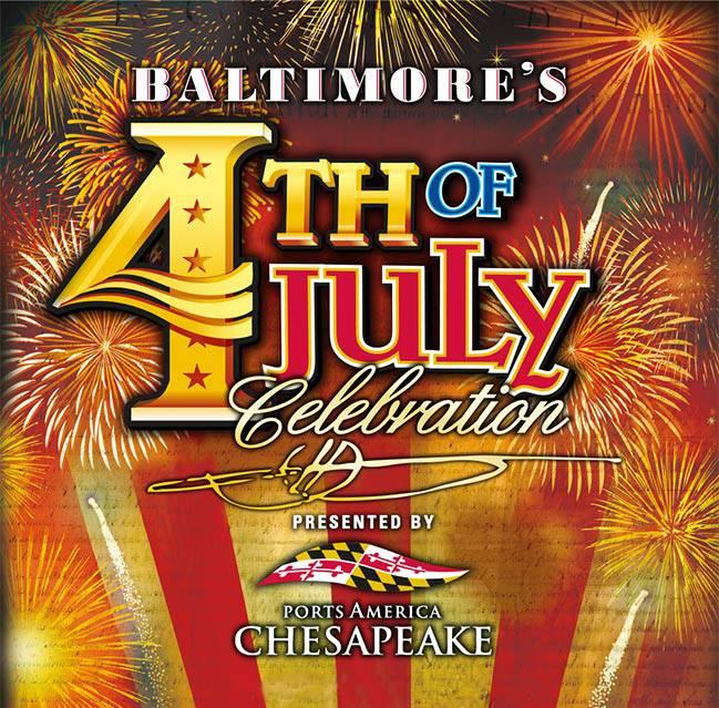 BAltimore 4th July Celebration