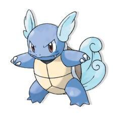 water pokemon rules!