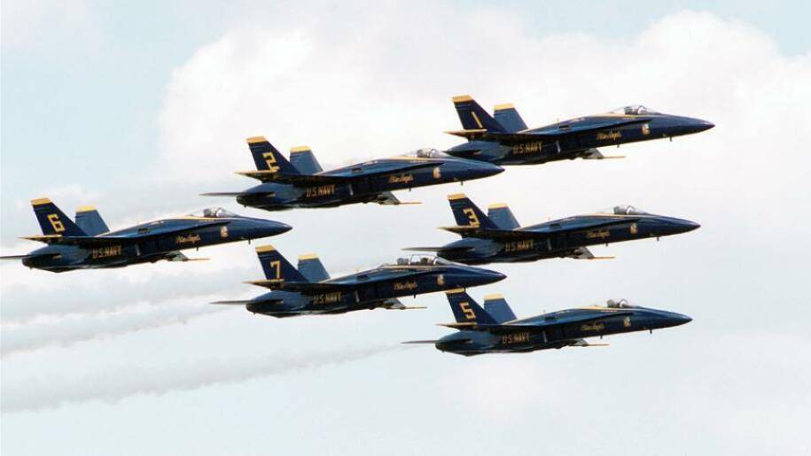 Photo By: Blue Angels
