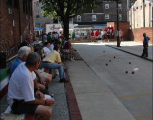 little italy bocce courts