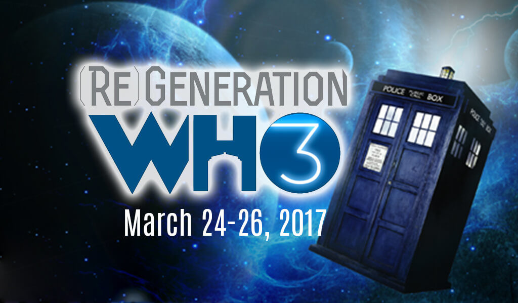 [Re]Generation WHO 3 Convention