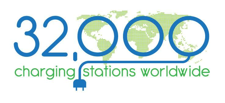 32000-ChargePoint-Stations-Worldwide
