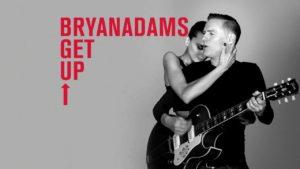 Bryan Adams GetUp Tour