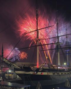 4th of July Baltimore Inner Harbor