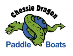 Chessie Dragon paddle boats logo