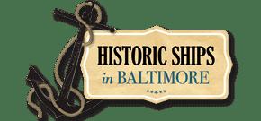 Historic Ships in Baltimore Logo