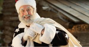 Civil War Era Santa