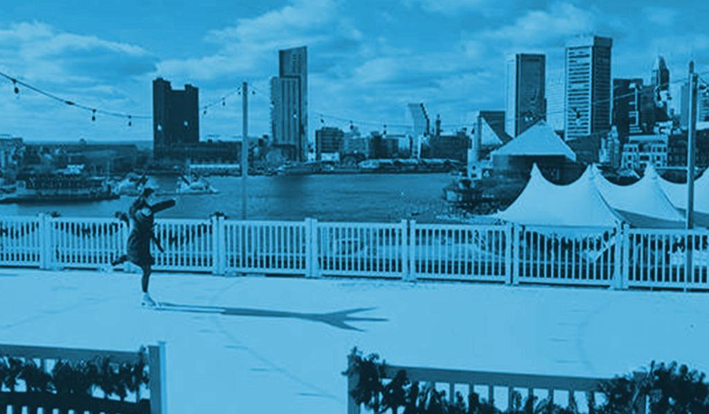 Four Seasons Baltimore Ice Rink